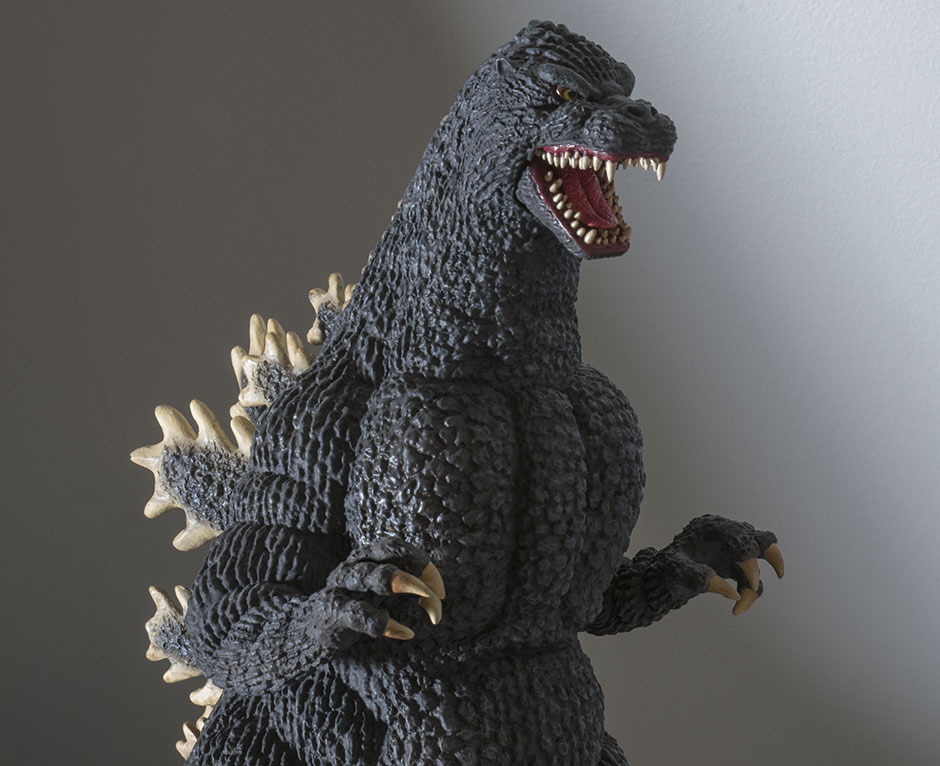 X-Plus 30cm Series Godzilla 1989 - medium shot.