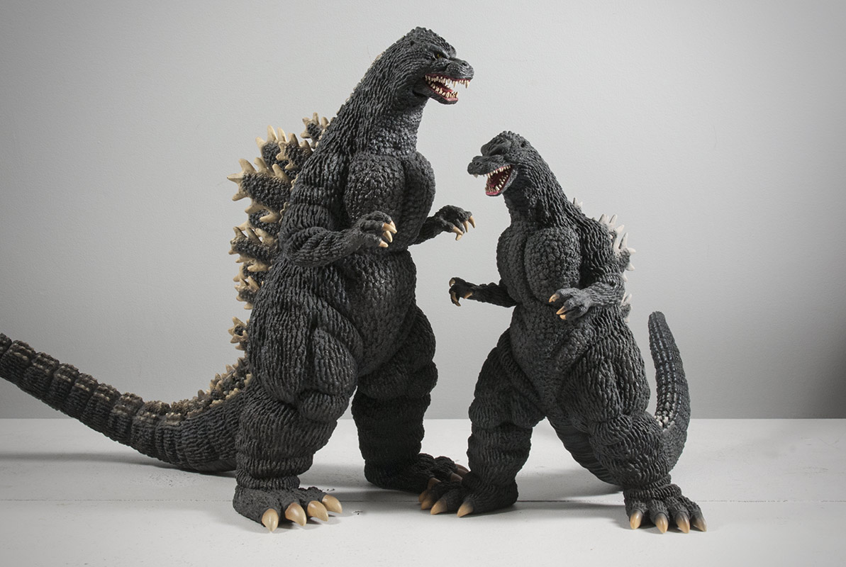 Full Review: X-Plus Toho 30cm Series Godzilla 1989 Vinyl ...