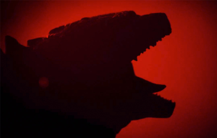 Sideshow Collectibles Teases New Godzilla 2014 Statue