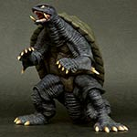 X-Plus Daiei Large Monster Series Gamera 1996 Vinyl Figure.