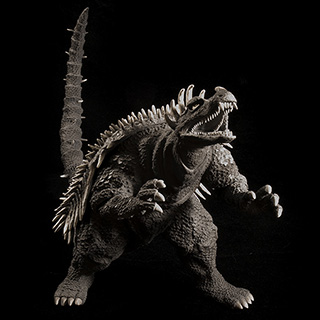 X-Plus Toho 30cm Series Anguirus 1955 Vinyl Figure Review.