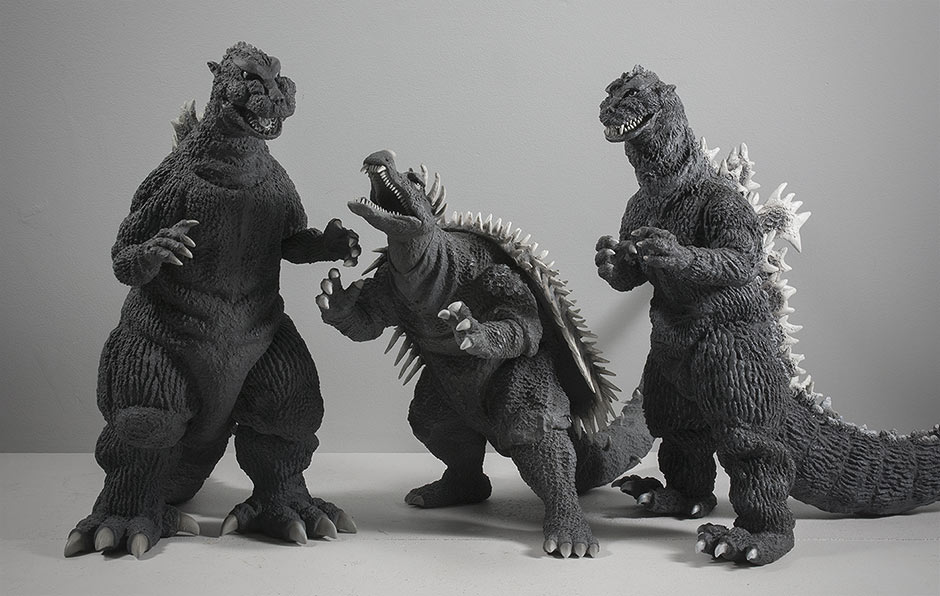 Review X Plus 30cm Series Anguirus 1955