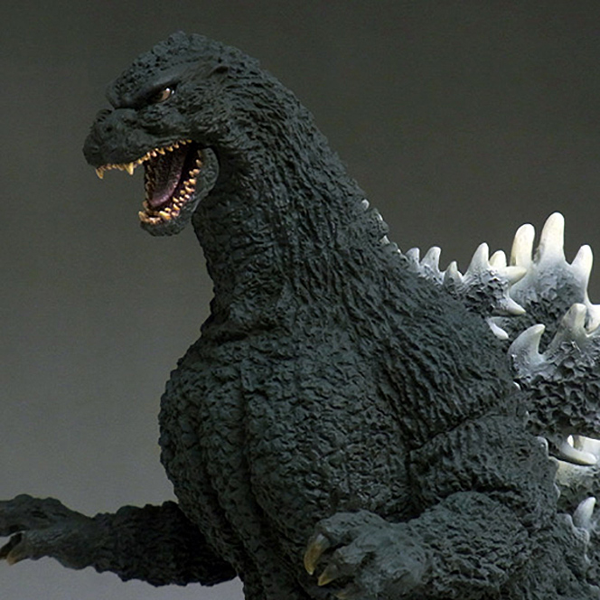 All About the X-Plus Toho 30cm Series Yuji Sakai Godzilla ...