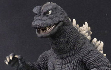 Rich Eso Reviews The X Plus Large Monster Series Godzilla