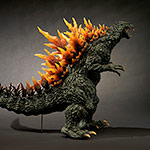 Gigantic Series Yuji Sakai Modelling Collection Godzilla 2000 RIC Exclusive vinyl by X-Plus.