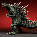 Gigantic Series Yuji Sakai Modelling Collection Godzilla 2000 Standard version vinyl by X-Plus