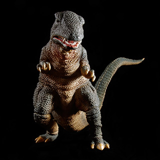 Full Review: X-Plus Toho 12inch Series Gorosaurus 1967 Diamond Re-issue Vinyl Figure