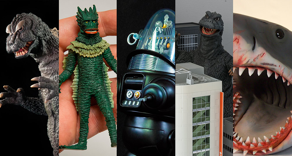Upcoming content on Kaiju Addicts.