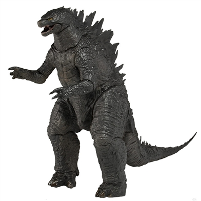 NECA Godzilla 2014 12-Inch Head-to-Tail action figure.