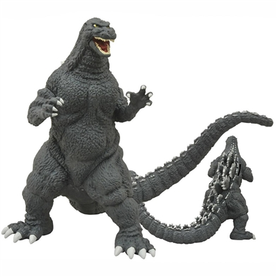 Diamond Select 12-inch Godzilla 1989 Vinyl Bank.
