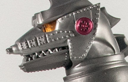 X-Plus Toho 30cm Series Mechagodzilla 1974 vinyl figure.