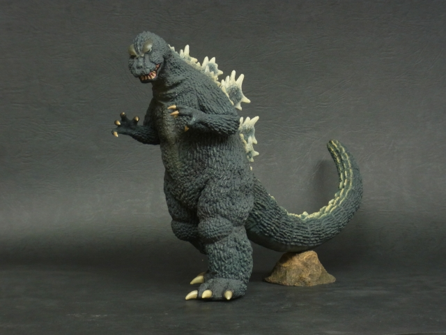 Tail base for the Large Monster Series Godzilla 1964 vinyl figure by X-Plus.