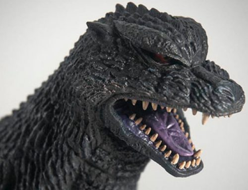 X-Plus 12in Series (30cm) Godzilla 2004 Now Shipping