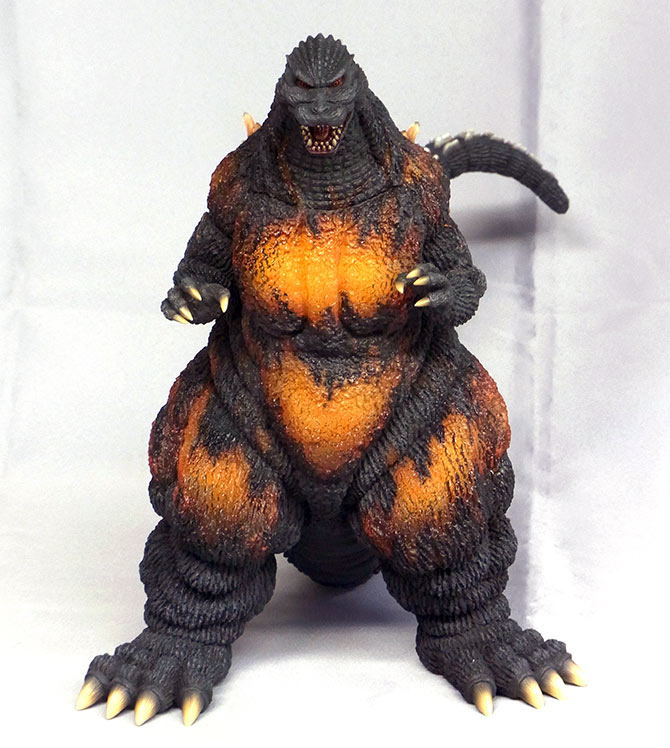 Toho Large Monster Series Godzilla 1995 Vinyl Figure by X-Plus.