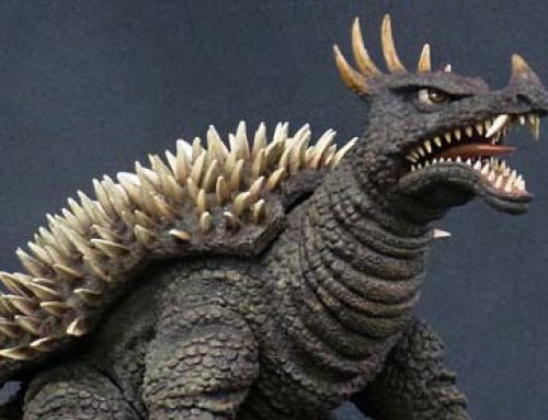 Large Monster Series Angurius 1968 vinyl gets added to new Diamond line-up