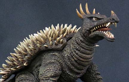 KromeKaiju3000 Reviews X-Plus Large Monster Series Anguirus 1968