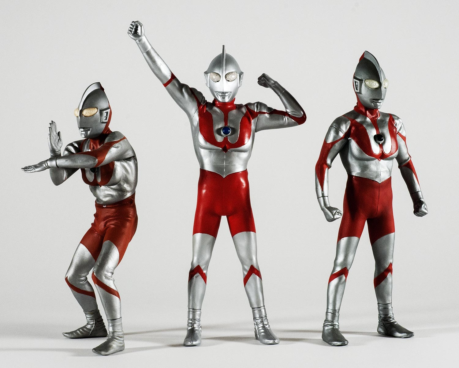 Review Large Monster Series Ultraman C Type Appearance