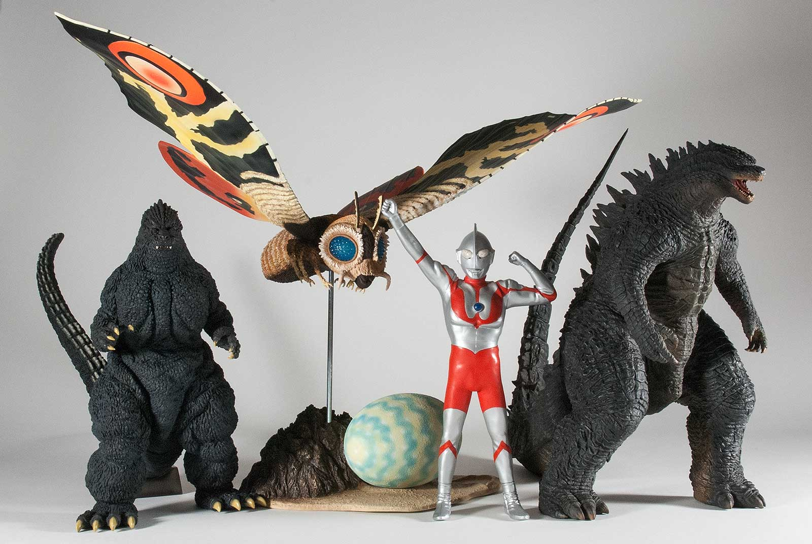 Review: Large Monster Series Ultraman C-Type Appearance