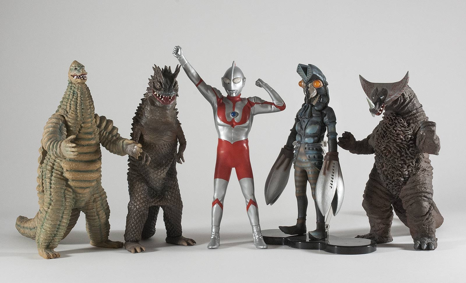 review large monster series ultraman ctype appearance