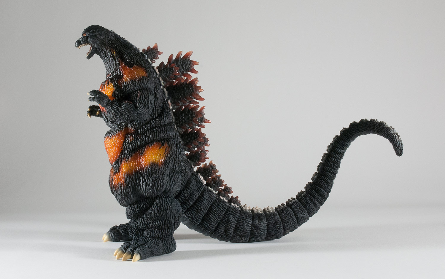 Full Review Large Monster Series Godzilla 1995 Vinyl
