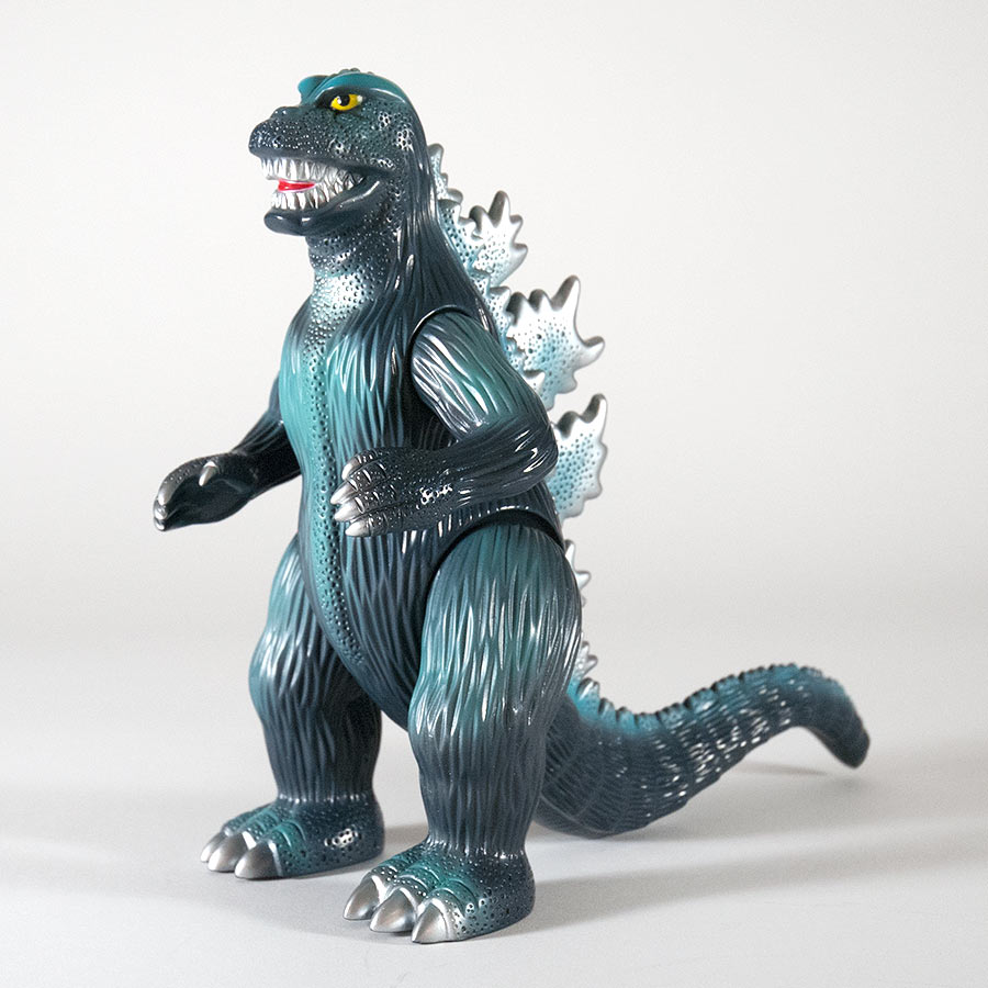GVW PX Godzilla 1971 Sofubi available at Flossie's Gifts & Collectibles.