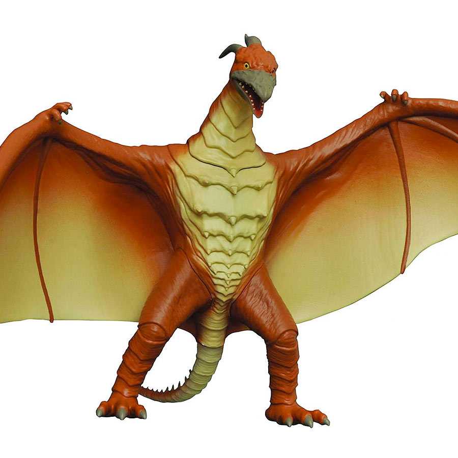 Rodan 1993 Figural Bank by Diamond Select Toys.