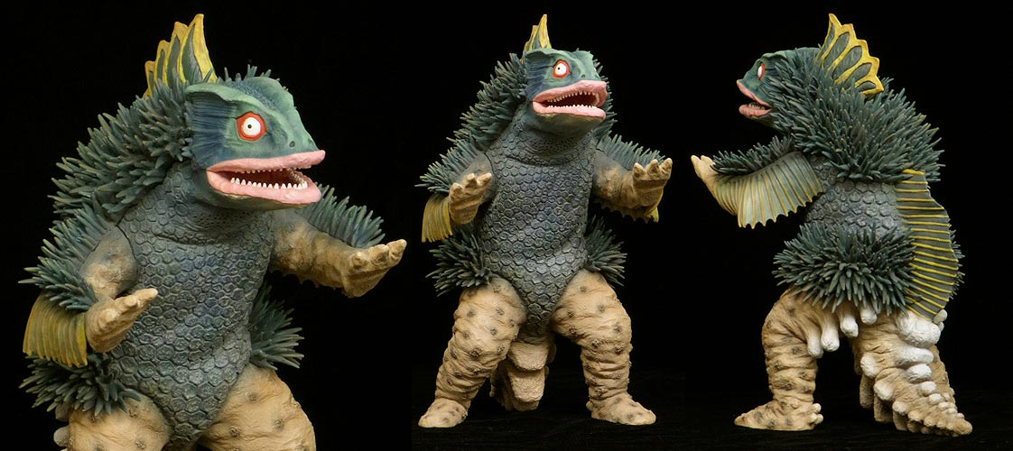 Rich Eso Reviews The Large Monster Series Gesura 1966