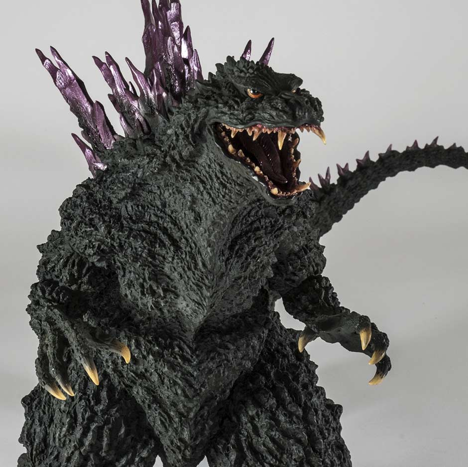 X-Plus Gigantic Series Godzilla 2000, Extra shot 3.