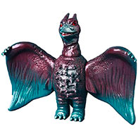 GVW Godzilla Vinyl Wars Radon Wave 12 Sofubi available at Flossie's Gifts & Collectibles.