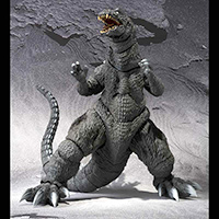 S.H. MonsterArts Godzilla 2001 available at Flossie's.