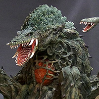 X-Plus Biollante available at Flossie's Gifts & Collectibles.