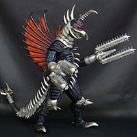 X-Plus 12in Series Mecha Gigan 2004 vinyl figure by X-Plus available at Flossie's.