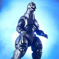 X-Plus 30cm Series Mechagodzilla 2 1993 vinyl figure.