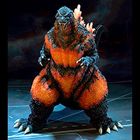 Gigantic Series Godzilla 1995 SDCC Exclusive vinyl figure available at Flossie's Gifts & Collectibles.