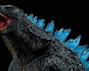 Toho 30cm Series Godzilla 2014 Roaring Version by X-Plus.