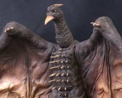 Toho 30cm Series Rodan 1964 vinyl figure by X-Plus.