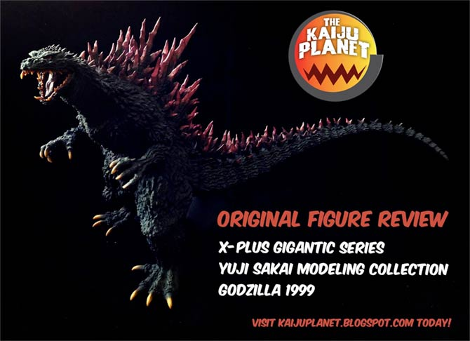The Kaiju Planet Reviews the Gigantic Series Sakai Godzilla 1999.