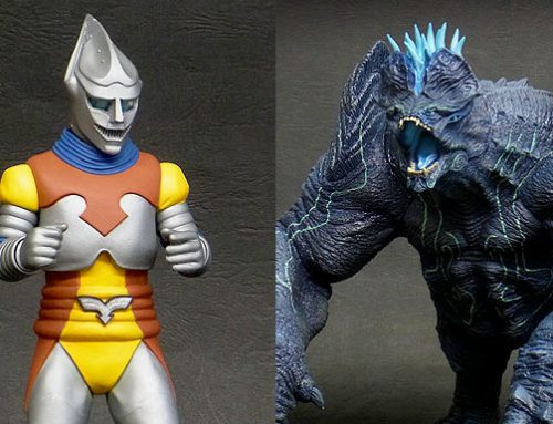 Pre-orders Open for Jet Jaguar Re-issue and Pacific Rim's Leatherback