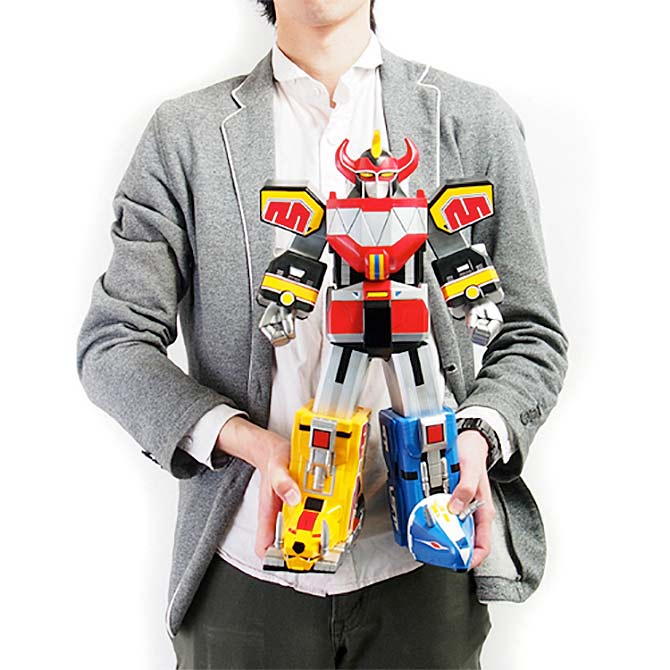 X-Plus Gigantic Series Super Sentai.