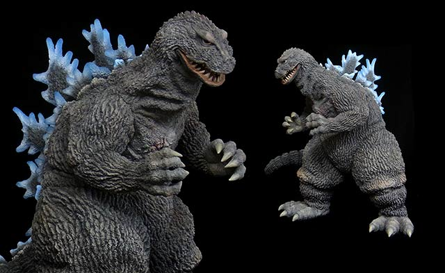 Chance To Win A Gigantic Series Godzilla 1962 Ric With