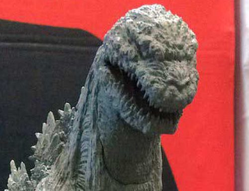 X-Plus Reveals Shin Godzilla, Mechagodzilla II and a Gigantic Series Ultraman at Wonder Festival
