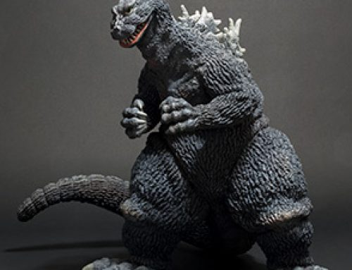Full Review: Gigantic Series Godzilla 1962 vinyl figure by X-Plus