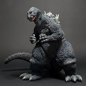 Gigantic Series Godzilla 1962 vinyl figure by X-Plus.