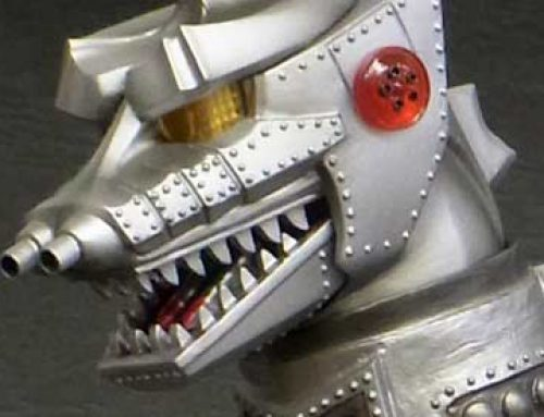 Ryan Falzone Reviews the X-Plus 30cm Series Mechagodzilla 1975