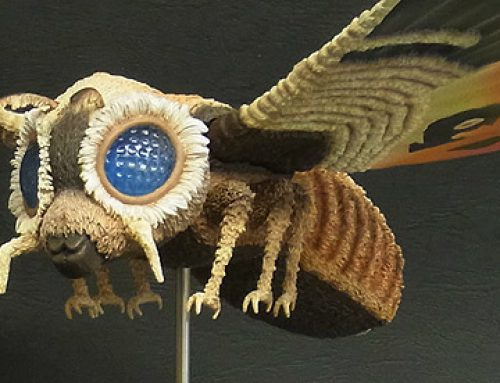 Rich Eso Reviews the X-Plus Large Monster Series Mothra 1964