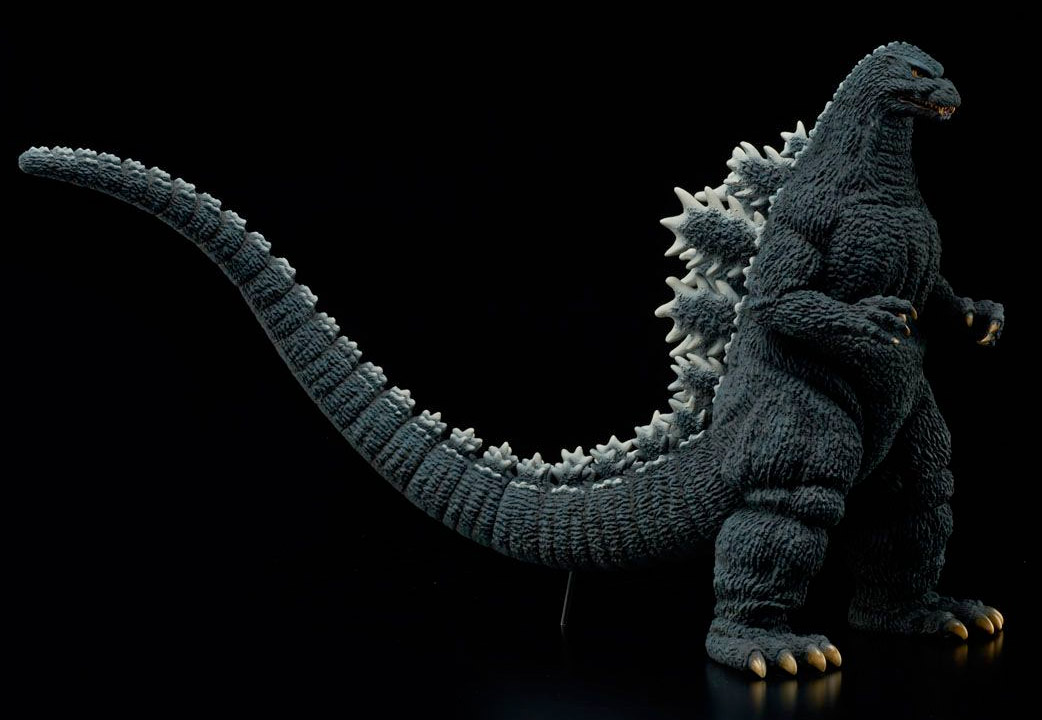 Toho 30cm Series Yuji Sakai Modelling Collection Godzilla 1992 Tanzawa March vinyl figure by X-Plus.