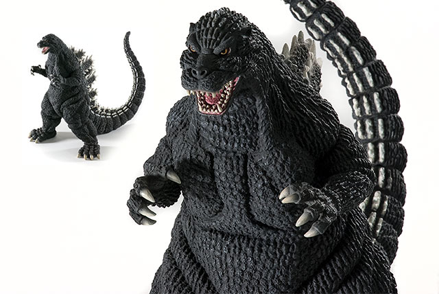 X-Plus 30cm Series Godzilla 1992 Diamond Reissue vinyl figure arriving 2 months early.