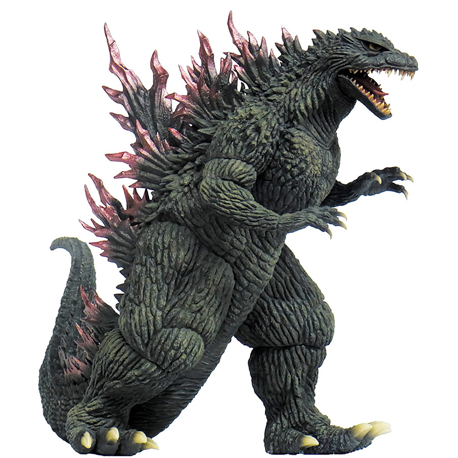 Godzilla 12in Series Godzilla 1999 2K Millenium Version 2 vinyl figure by X-Plus.