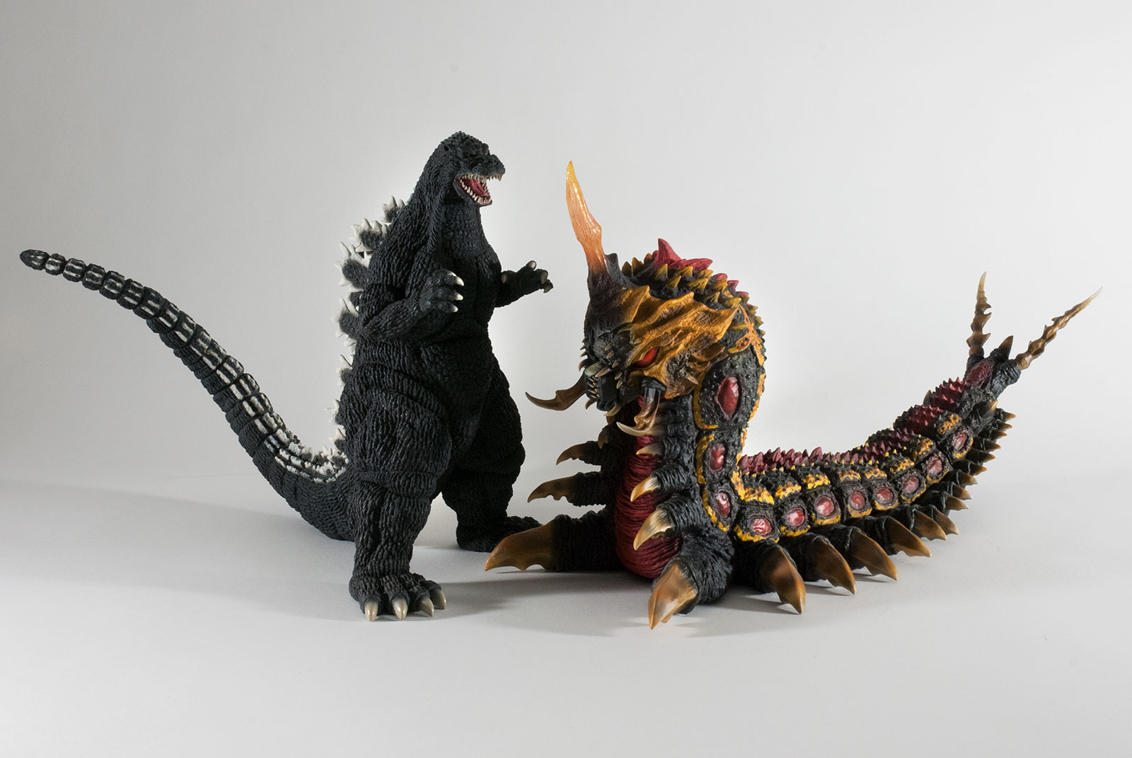 """X-Plus Godzilla 12/"""" Action Figure PX Exclusive 1992 Battle for Earth"""