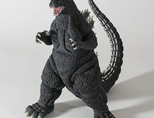 Full Review: Toho 30cm Series Godzilla 1992 Vinyl Figure by X-Plus